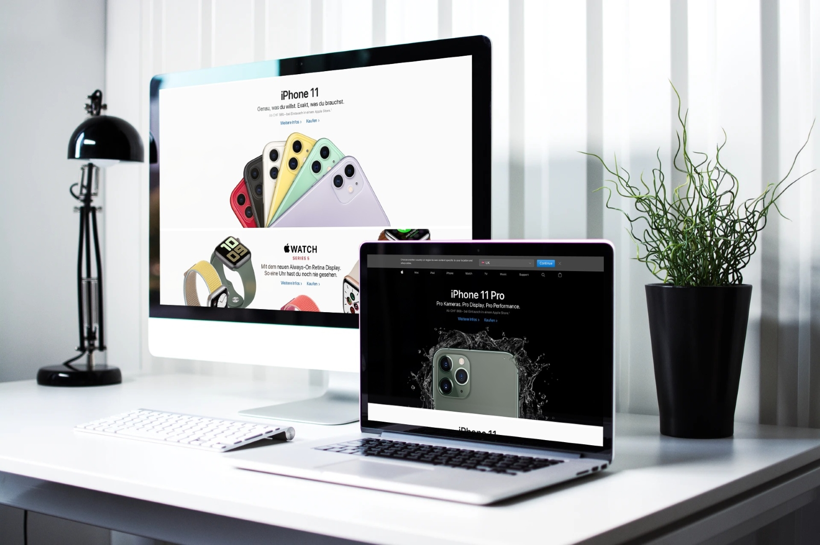 Titelfoto Blogartikel: Was ist gutes Webdesign? - PMC Communications Website responsive
